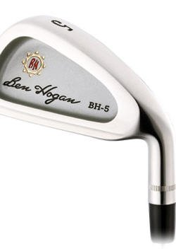 NEW BEN HOGAN GOLF BH-5 BH5 IRONS 3-PW GRAPH #4 STIFF