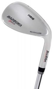 TOUR EDGE - BAZOOKA JMAX BOUNCE LOB WEDGE 60° SS MD 7