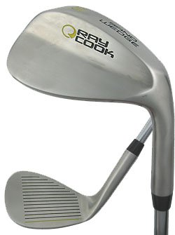 NEW RAY COOK GOLF CAST STAINLESS SATIN 52° GW GAP WEDGE