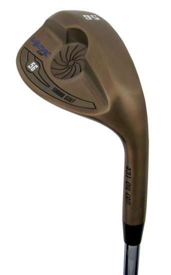 NEW BURROWS GOLF SiMAC POWERSPHERE WEDGE SAND WEDGE 56°