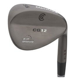 NEW CLEVELAND GOLF CG 12 CG12 BLACK PEARL 60° LOB WEDGE