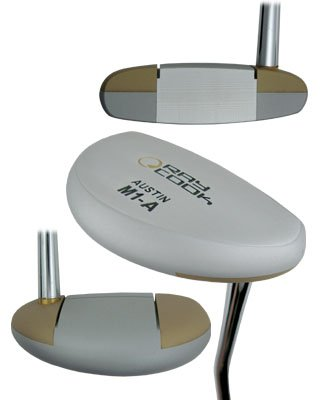 "NEW RAY COOK GOLF M1-A HEEL SHAFT 34"" MALLET PUTTER"
