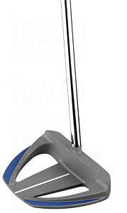 "ADAMS GOLF 2008 TIGHT LIES ALIGNMENT 35"" MALLET PUTTER"
