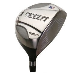 US KIDS GOLF - JUNIOR TOUR SERIES DRIVER BURGANDY 41""