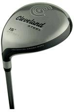 NEW CLEVELAND GOLF LH LAUNCHER OFFSET #5 FAIRWAY WOOD R