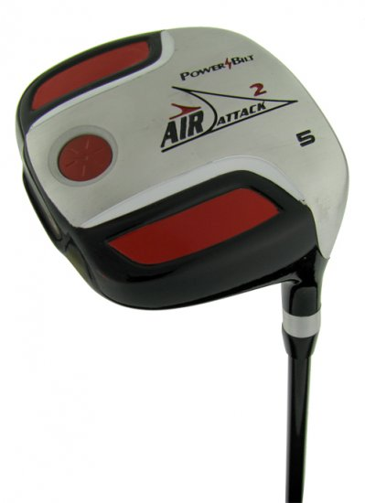 NEW POWERBILT GOLF AIR ATTACK FAIRWAY #5 WOOD REGULAR