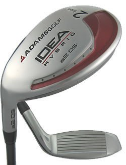 NEW ADAMS GOLF LH IDEA A2 OS #3 HYBRID IRON WOOD SENIOR