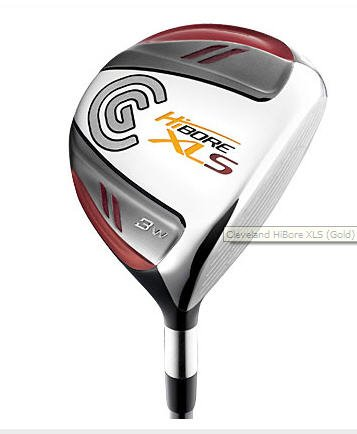 NEW CLEVELAND GOLF HI-BORE XLS #3 FAIRWAY WOOD STIFF