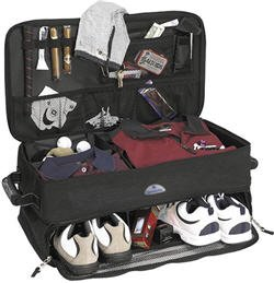 NEW SAMSONITE GOLF TRUNK LOCKER ORGANIZER TRAVEL BAG