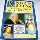 KINGS AND QUEENS OF ENGLAND AND SCOTLAND, (HCDJ), VERY GOOD+++