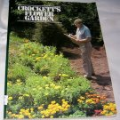Crockett's Flower Garden, (Paperback), 1981, GOOD CONDITION