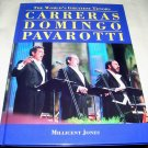 Carreras, Domingo, Pavarotti ,(hc), 1995, The World's Greatest Tenors