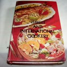 Israeli & International Cookery, (Hardcover). 1978