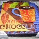 Azteca Chocolate Art Print by Jennifer Brinley, brand new