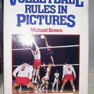 Volleyball Rules in Pictures,1989, Volleyball