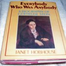 Gertrude Stein, Everybody Who Was Anybody, 1978 hcdj