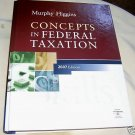 Concepts in Federal Taxation, 2007, Federal Taxation