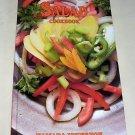 THE HEALTHY SALAD COOKBOOK,1994, SALADS, HEALTH RECIPES