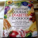 The Everyday Gourmet Diabetes Cookbook, 1998, Diabetes,