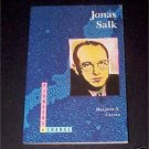 Jonas Salk, by Marjorie Curson (1990), Polio, Medical