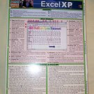 Excel XP, Quick Study Guides,(2001), Excel,  NEW
