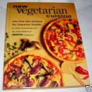 NEW VEGETARIAN CUISINE, 1994, VEGETARIAN, LOW-FAT