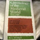 MEDIEVAL WORLD, 800-1491, CHRONOLOGY OF THE, 1973 HCDJ