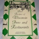 Best Recipes of Wisconsin Inns & Restaurants, Wisconsin
