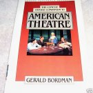 American Theatre, The Concise Oxford Companion, 1987,SC