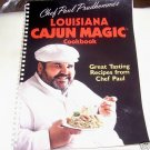 Louisiana Cajun Magic, Chef Paul Prudhommesby, 1989 SC