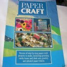 Paper Craft, (1993), Craft Projects, Paper