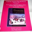 STUDYING AMERICA PAST & PRESENT, 2002, STUDY GUIDE