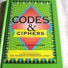 CODES & CIPHERS,1999 HC, PUZZLES, CRYPTOLOGIC