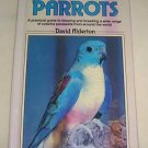 Long-Tailed Parrots,A Birdkeeper's Guide,1990, Parrots