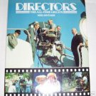 Directors: The All Time Greats (1986 hcdj),Neil Sinyard