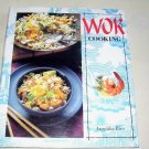 WOK COOKING, 1995 HCDJ, ASIAN COOKING