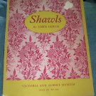 Shawls, A Study In Indo-European Influences, [Monograph No. 9]