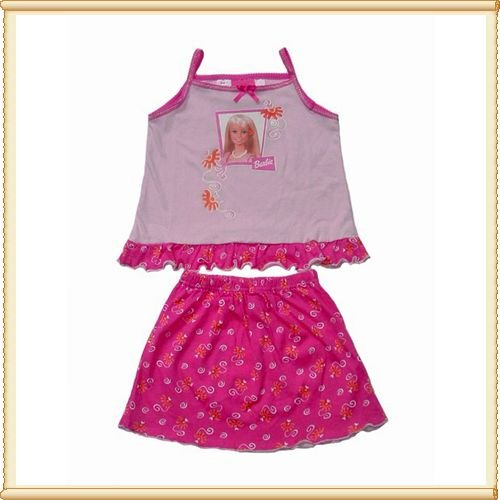 BRAND NEW GIRLS SUMMER DRESS BARBIE