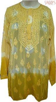 Lucknowi Fancy Tunic Top
