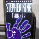 Thinner - Stephen King as Richard Bachman - Paperback Novel