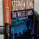 The Wastelands - The Dark Tower III - Stephen King Paperback Novel