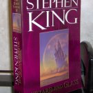 Wizard and Glass - The Dark Tower IV Stephen King Large Paperback Novel
