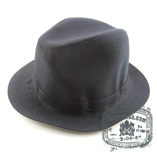 Unisex Man Woman Newsboy Speical Style Black Fedora Skull Hat NWT