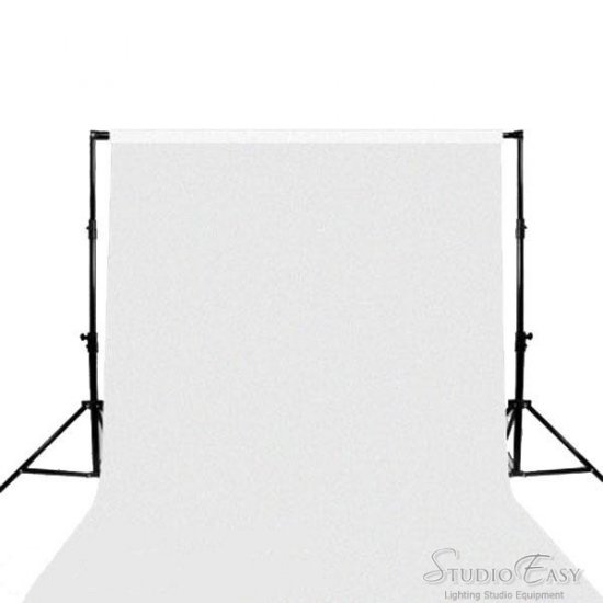 10 X 20 ft Muslin Photo Backdrop Background WHITE