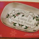 Gorham Christmas in Color Tray