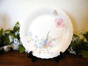 Mikasa Bone China Something Blue Salad Plates