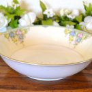 Meito Isabella Vegetable Bowl Round Floral
