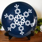 Noritake Colorwave Holiday Accent Plates Blue
