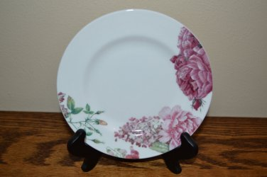 Rob Turner Bread Plate Garden Floral England #1 Bone China