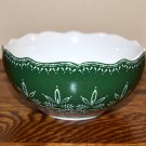 222 Fifth Winter Ball Cereal Bowl Christmas Tree Holiday
